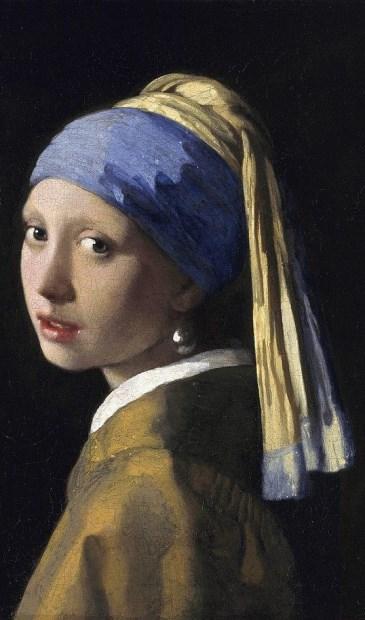 Johannes Vermeer - Meisje met de parel