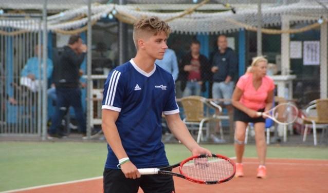 Jesper List in actie in 2017