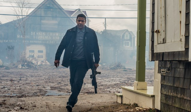 Denzel Washington als Robert McCall in The Equalizer 2.