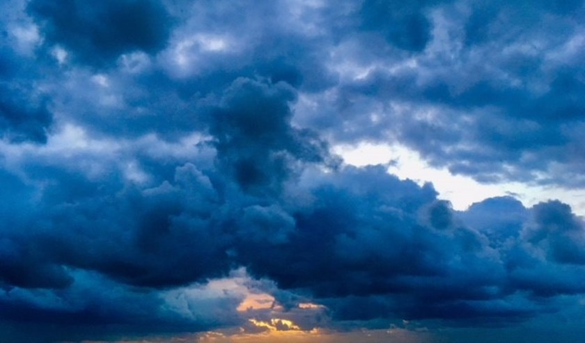 Donkere wolken in de begroting...
