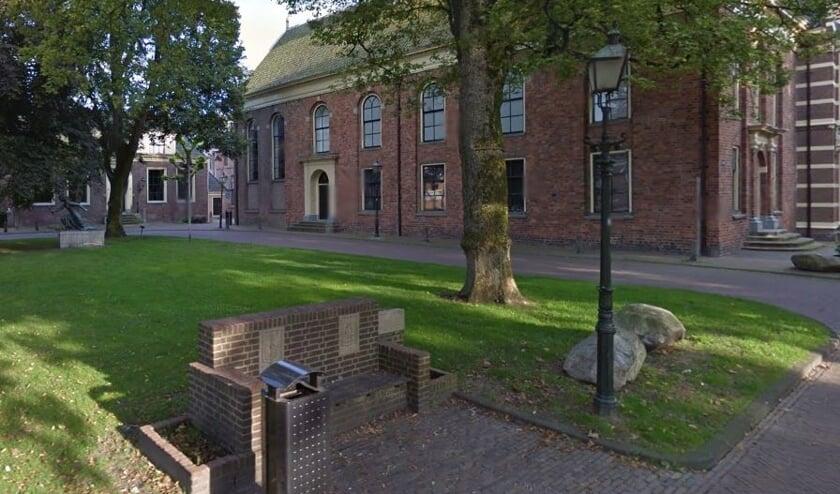 De Texel Bank aan de Brink in Assen.
