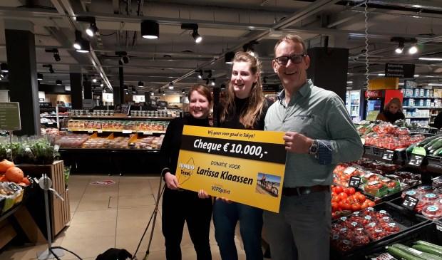 Jumbo Texel Hoofdsponsor Larissa En Imke