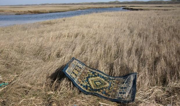 Als Alladin zijn vliegend tapijt zoekt, Sytske Dijksen heeft het gevonden.
