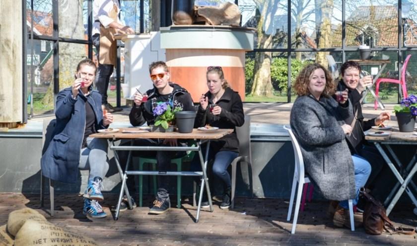 31 maart Amusetour Den Burg (Foto Liselotte Schoo)
