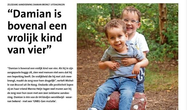 Het artikel zoals vorige week verscheen in de Texelse Courant.