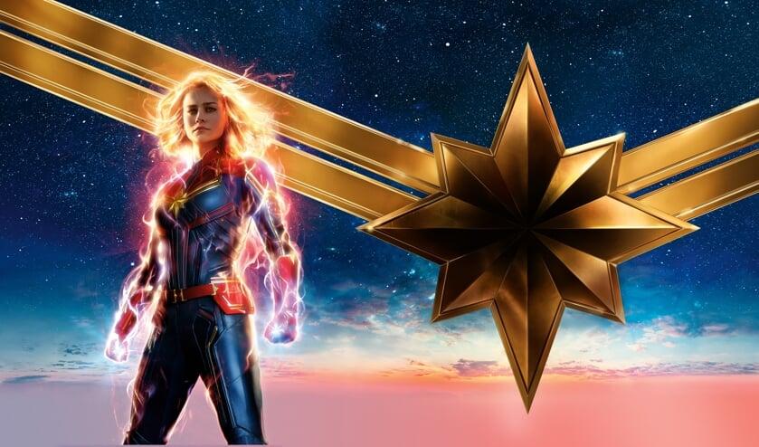 Captain Marvel speelt zich af in 1990.