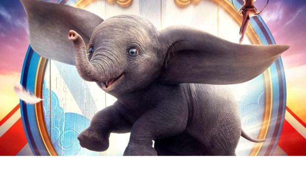 De nieuwe film Dumbo draait vanaf komende week in Cinema Texel.
