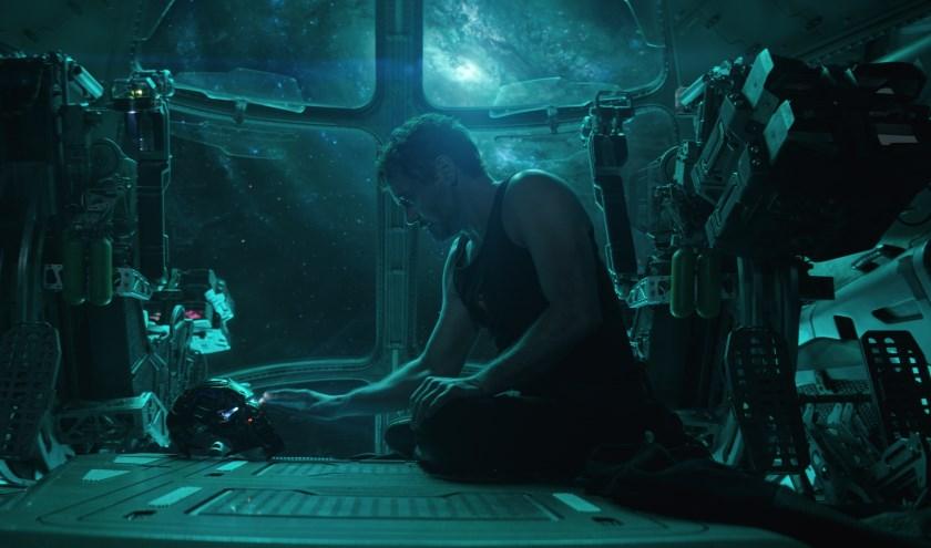 Avengers: Endgame, een nieuwe productie van Marvel Studio's.