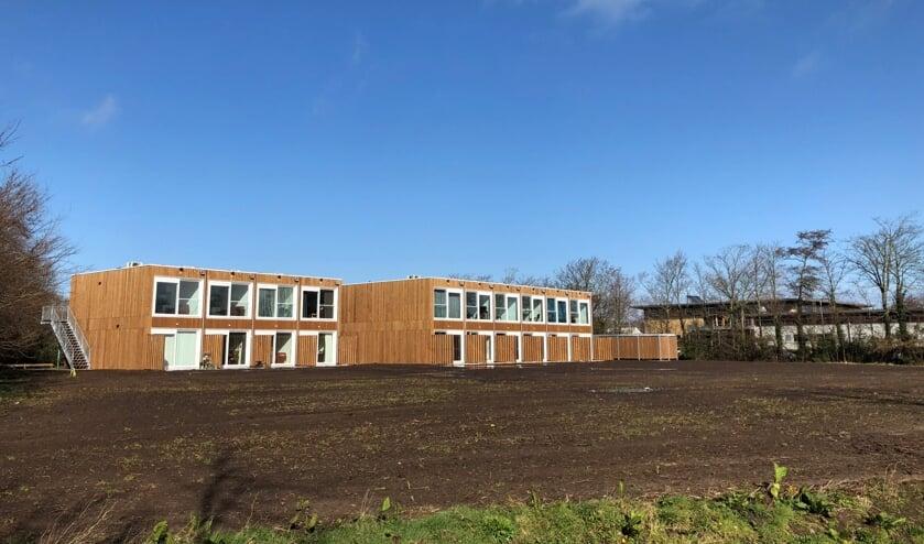De woonruimte aan de Slingerweg voor studenten aan de Texel Academy wordt uitgebreid.