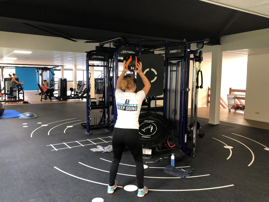 Zummitt biedt veel variatie en beschikt over moderne, geavanceerde fitness-apparaten. Foto: Ingezonden © Actief Media