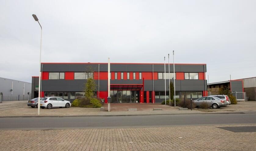 Het kantorenpand aan de Loswal 12 in Drachten, waarin Eijgen Finance is gevestigd.