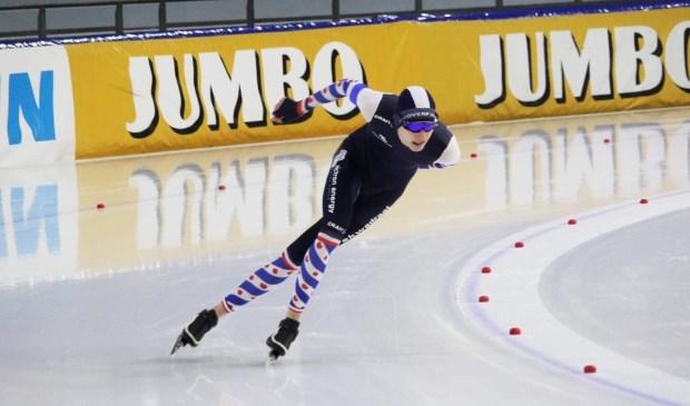 Sille Hut werd tweede in het eindklassement van de Viking Race.