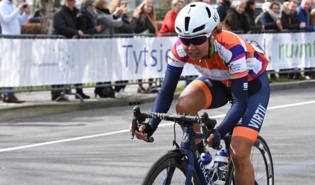 Anouska Koster werd tiende in de Healthy Ageing Tour