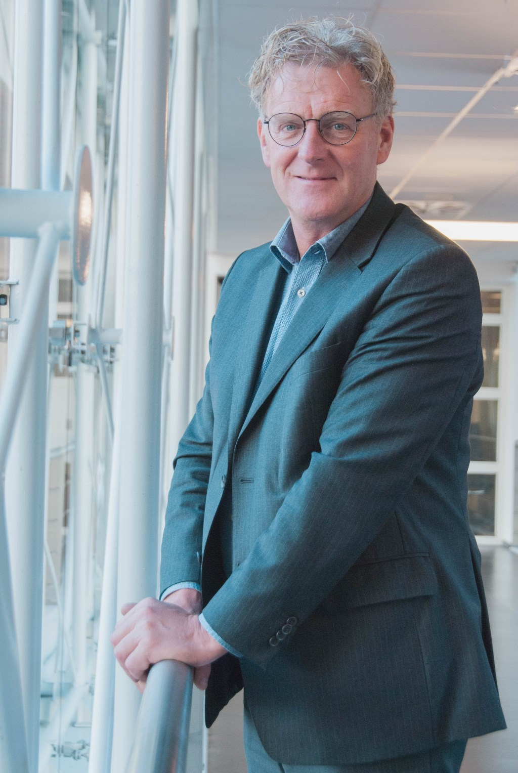 Burgemeester Oebele Brouwer van Achtkarspelen. Foto: Ingezonden © Actief Media