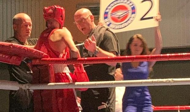 De boksers van De Wâldhoek deden het goed op het eigen gala.