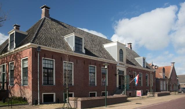 Het Kollumer Museum aan de Oostenburgstraat 2.