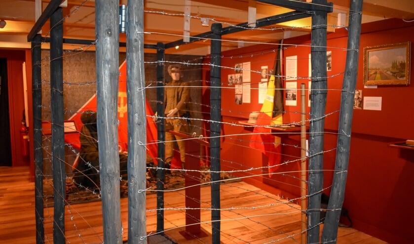 In het Titus Brandsma Museum is de 'rozentuin' nagebootst, een door prikkeldraad omheind perk zoals zich dat in perk Amersfoort bevond. Gevangenen werden hierin opgesloten. Zie ook het filmpje over Titus Brandsma.