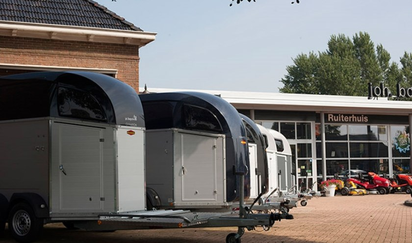 Altijd ruime keuze in Böckmann-trailers bij Joh. Bosgra bv.