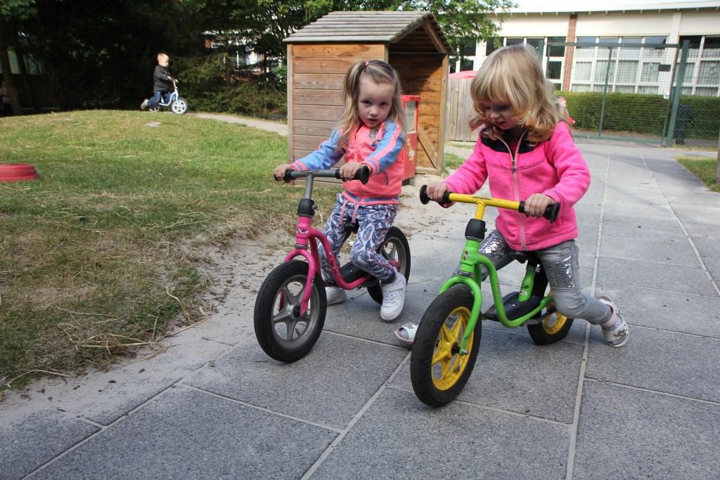 Ook op het gebied van buitenspeelgoed valt er veel te kiezen bij Tiko Kinderopvang. Foto: Actief Media © Actief Media