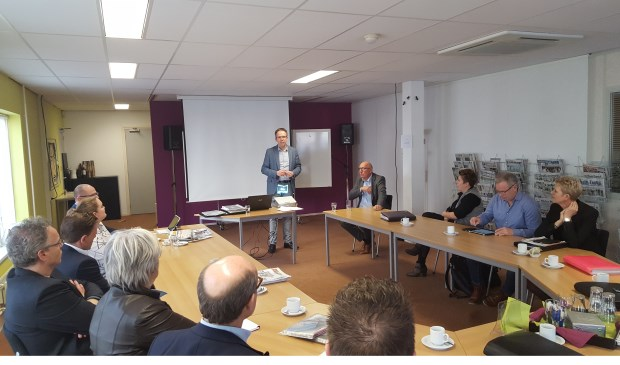 Media adviseurs gaan met een berg aan nieuwe ideeën naar huis nnp.nl