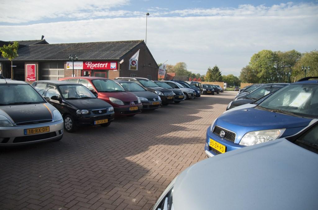 Beste Meer terrein voor autobedrijf Roetert | Brummens Nieuws TC-87