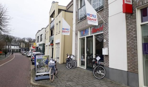 De nieuwe winkel in de Ambachtstraat te Brummen. Foto: Marion Verhaaf