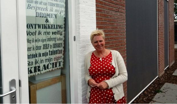 Directeur Inge van den Berg