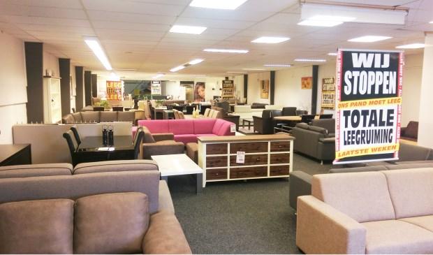 Opheffingsuitverkoop meubel master select elst verlengd for Opheffingsuitverkoop meubels