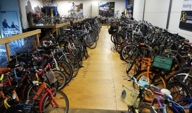 Volop keuze bij Xycleservice in Doesburg