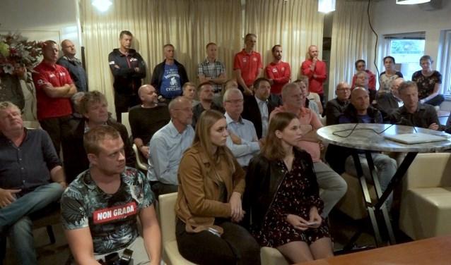 Publiek. (foto:  Sportpromotie Huissen)