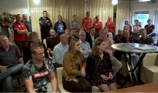 Publiek (foto: Sportpromotie Huissen)