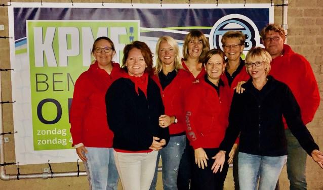 De commissieleden van de OTC. (foto: Katja Halma)