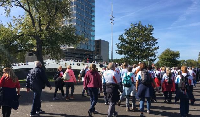 Finale NDC Amsterdam. (foto: SWL)