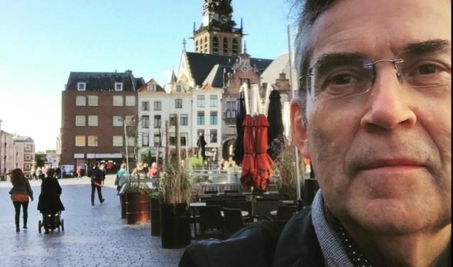 Bierbrouwer Ruud Vos uit Bemmel.
