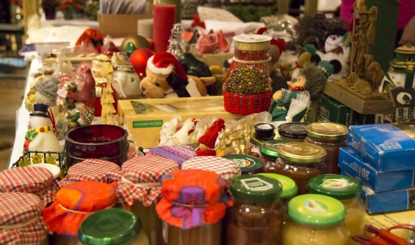 Jaarlijkse kerstmarkt Liduina en De Lingehof