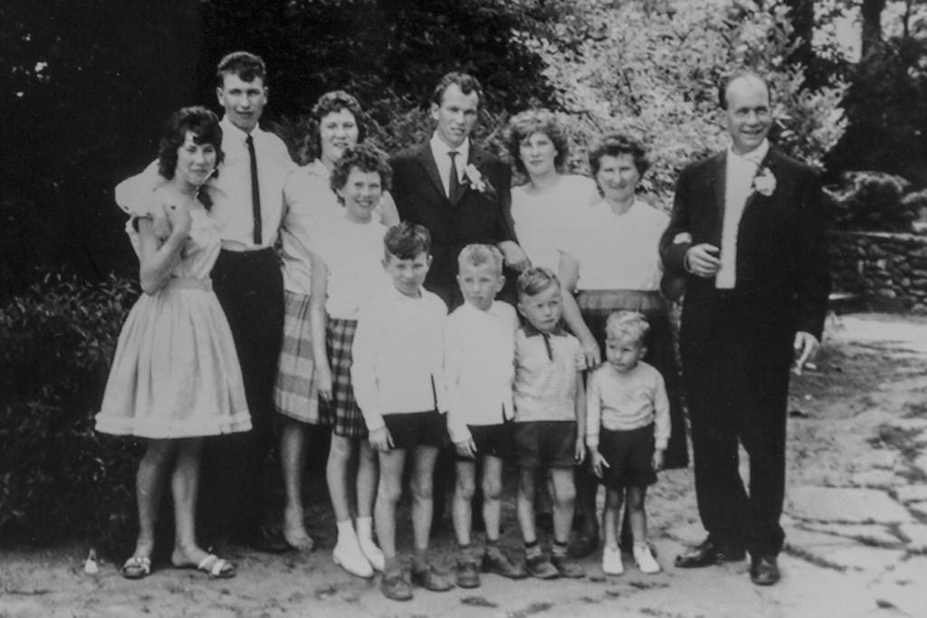Familie foto toen met pa en ma  © Hét Gemeentenieuws