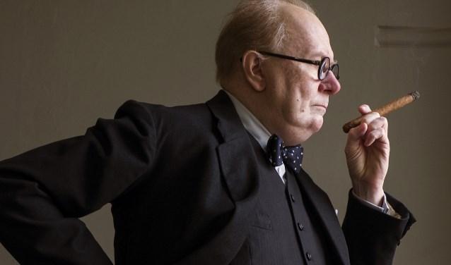 Winston Churchill in Darkest Hour. (foto: pr)
