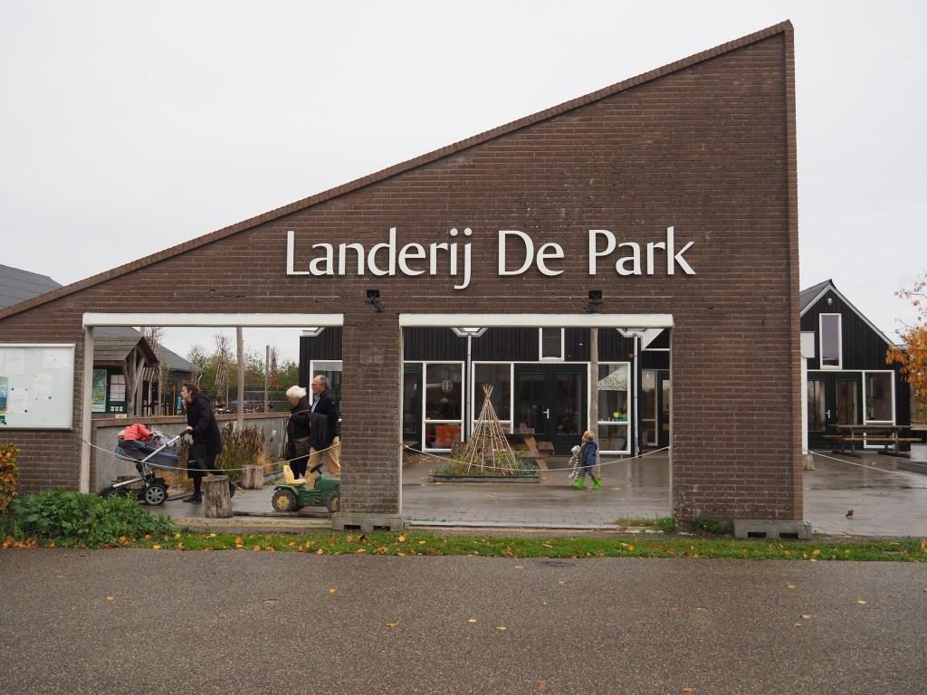 Landerij De Park(Foto Maria Pompe) Foto: Maria Pompe © Hét Gemeentenieuws