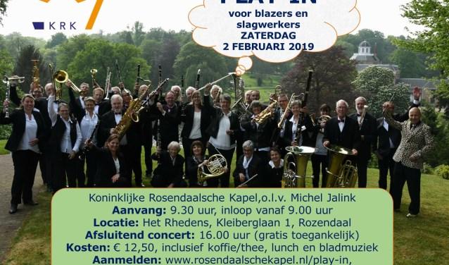 orkest van de KRK