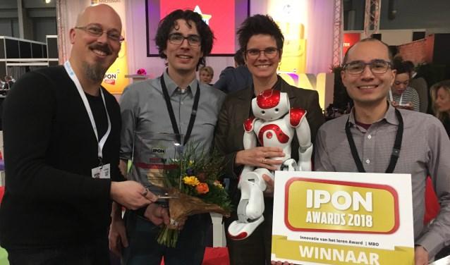 Bibliotheek Gelderland Zuid wint educatie-award