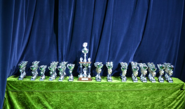 Het gaat om het meedoen, maar er zijn natuurlijk ook prijzen te winnen...
