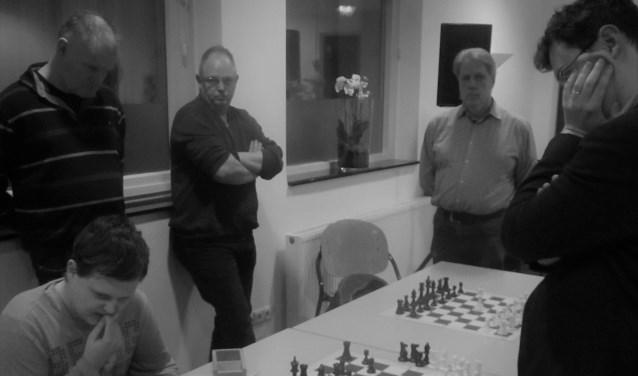 links Yannick rechts L'Ami. (Foto: TJ)