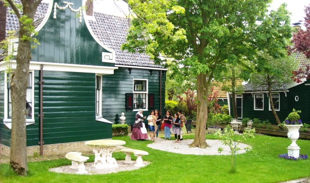 Huisje in de Zaanse Schans