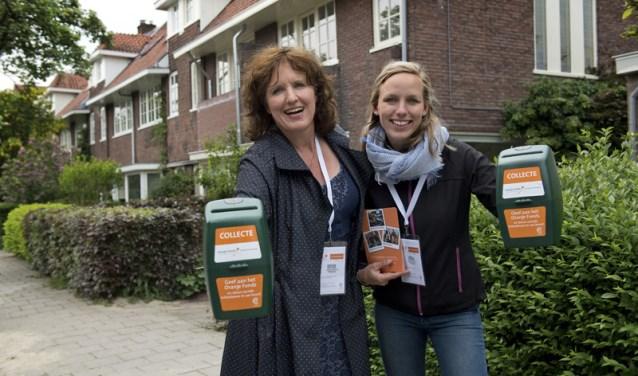 Collectanten Oranje Fonds (foto: Oranje Fonds – Bart Homburg)