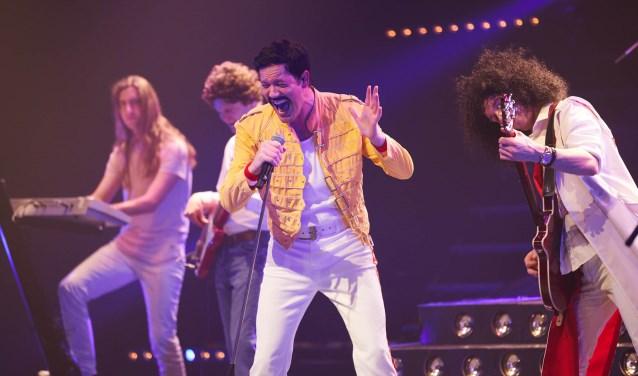 Queen Forever in actie (foto: Jerrold Mallee)