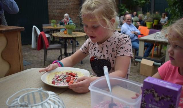 Gratis pannenkoek eten bij Eet-Lokaal (foto: Pablo van Dick / Eet-Lokaal)