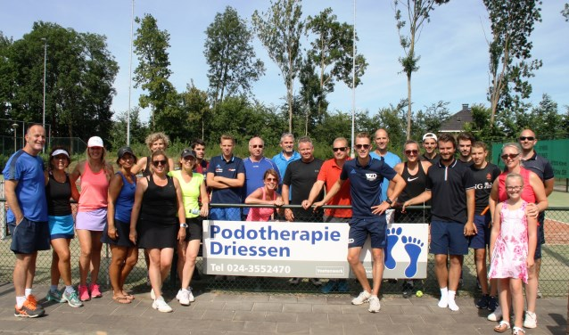 Groepsfoto deelnemers (foto: Hans Driessen)