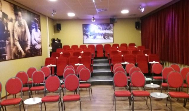 Filmhuis 'Bij Bert' (foto: S. Schaap)
