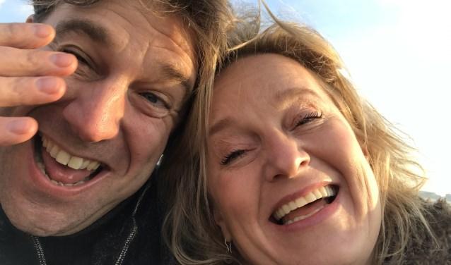 Remko Vrijdag en Martine Sandifort. (foto: Vrijdag en Sandifort)