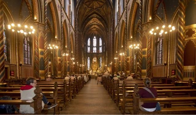 Basilikakerk Kevelaer. (foto: Els Schipper)